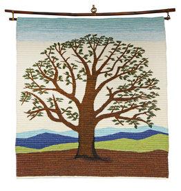 Intercrafts Peru Tree of Life Wool Wall Hanging