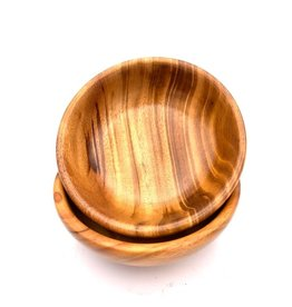 Women of the Cloud Forest Tropical Hardwood Small Bowl