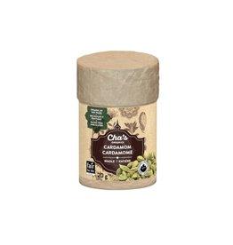 Cha's Organics Whole Cardamom