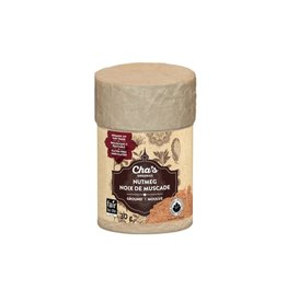 Cha's Organics Ground Nutmeg