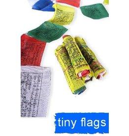Ganesh Himal Tiny Prayer Flags