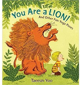 Educational You Are a Lion Book