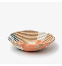 Azizi Life Coral Dreams Basket Bowl (Small)