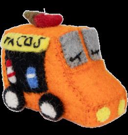 dZi Inc. Taco Truck Ornament