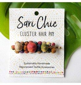 Flowering Desert Project Sari Cluster Hair Pins
