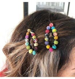 Flowering Desert Project Sari Hair Clips