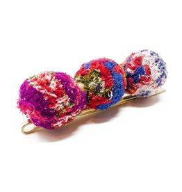 Flowering Desert Project Pom Pom Hair Pins