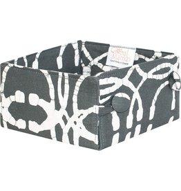 Global Mamas Charcoal Orbit Box (Large)