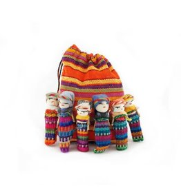 Worry Doll Family
