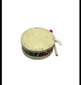 Jamtown Mini Woven Stick Drum