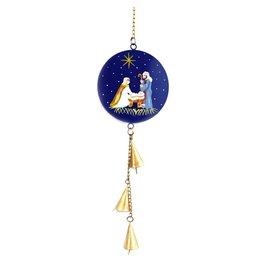 Mira Fair Trade Nativity Bell Chime