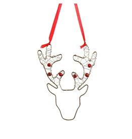 Mira Fair Trade Whimsy Reindeer Ornament