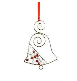 Mira Fair Trade Whimsy Bell Ornament