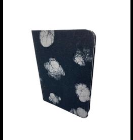 Prokritee Notebook Batik Black and White