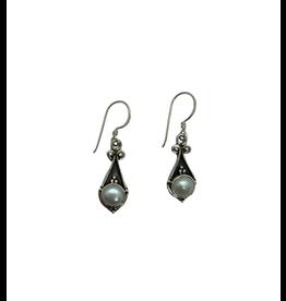 Ganesh Himal Pearl Earrings