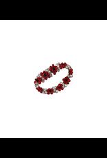 Beaded Flower Ring