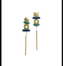Tara Projects Pop Art Earrings