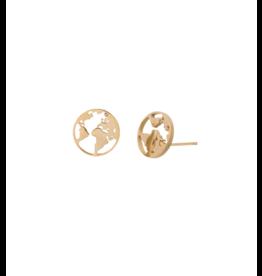Starfish Project Golden World Earrings