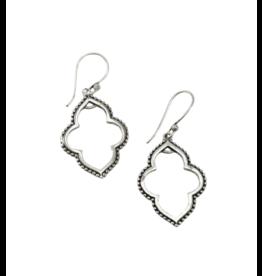Asha Handicrafts Moroccan Dangle Earrings