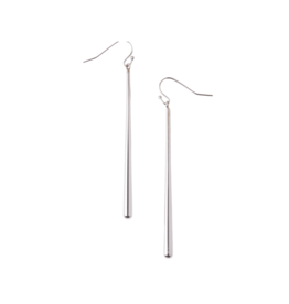Starfish Project Silver Dangle Earrings