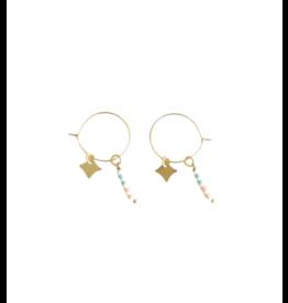 Tara Projects Playa Beach Earrings