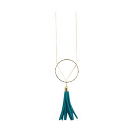 Tara Projects Ellaria Tassel Necklace