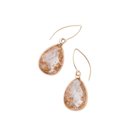 Starfish Project Golden Flakes Earrings