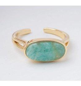 Starfish Project Turquoise Amanda Ring