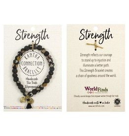 Just Trade Kantha Strength Bracelet
