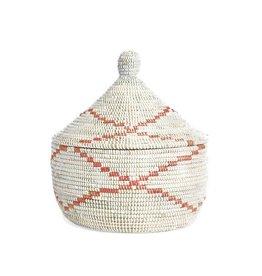 Swahili Modern Garland Warming Basket