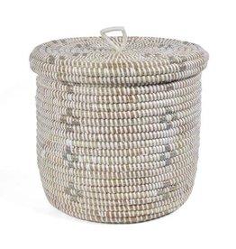 Swahili Modern Desert Flower Storage Basket