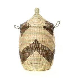 Swahili Modern Thimble Hamper