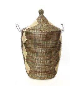 Swahili Modern Pincushion Hamper