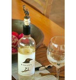 Swahili Modern Giraffe Bottle Topper