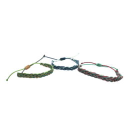 Elements Braided Bracelet
