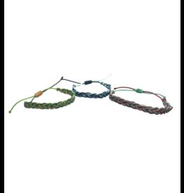 Lucia's Imports Elements Braided Bracelet