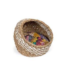 Corr the Jute Works Cat Cave Basket