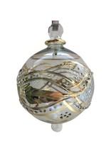 Dandarah Blown Glass Ornament