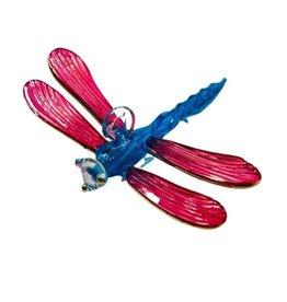 Dandarah Glass Fiesta Dragonfly