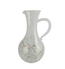 Dandarah Handblown Glass Pitcher