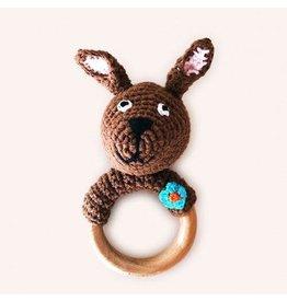 Kahiniwalla Kangaroo Teething Ring