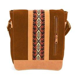 Minga Imports Chumbi Leather Bag