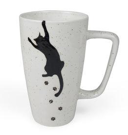 Craft Link Climbing Kitty Mug