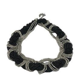 Asha Handicrafts Braided Beauty Necklace