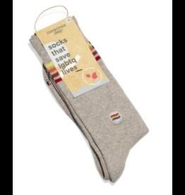 Conscious Step Socks that Save LGBTQ+ Lives