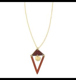 Fair Anita Sunset Canyon Necklace