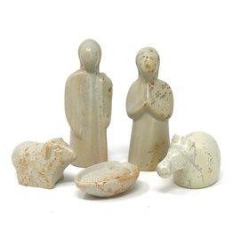 SMOLArt Holy Family Stone Nativity
