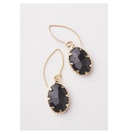 Starfish Project Midnight Gold Earrings