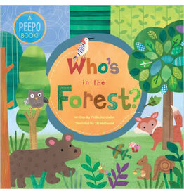 Educational Whos in the Forest Book