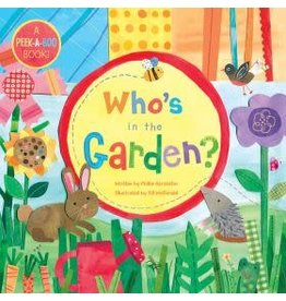 Educational Whos in the Garden Book
